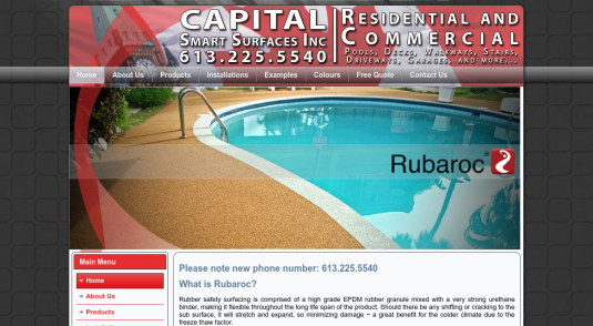 Capital Smart Surfaces